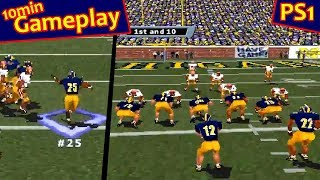 NCAA Gamebreaker 99 ... (PS1) 60fps