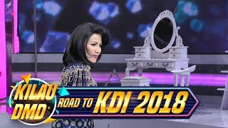 Download Rita Sugiarto [Dua Kursi] Suaranya Bikin Jadi Baper Nih - Kilau DMD (27/6)