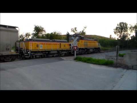 CRANDIC-Hopper Shoving 8/3/2014