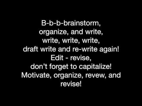 Writing as a Process - Karaoke