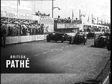 Great British Motoring Triumph! (1930)