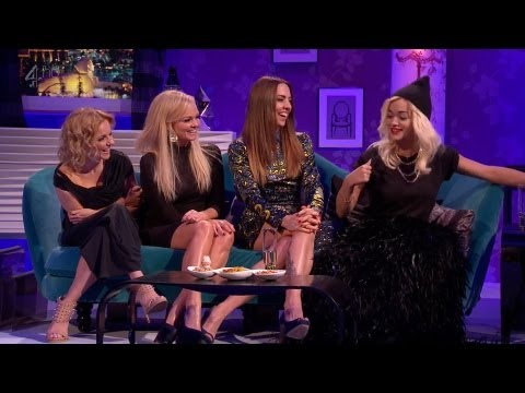 Spice Girls (Melanie C, Emma, Geri) & Rita Ora on Alan Carr: Chatty Man