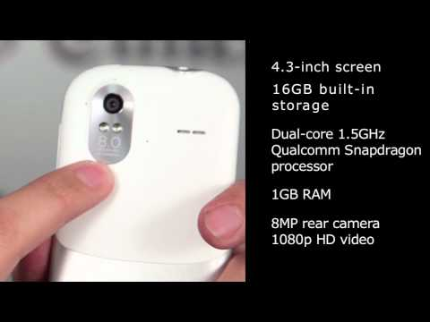 Video Review: The HTC Amaze 4G on T-Mobile