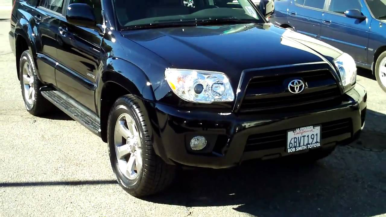 2008 Toyota 4runner Limited V6 2wd Bob Smith Toyota Scion La