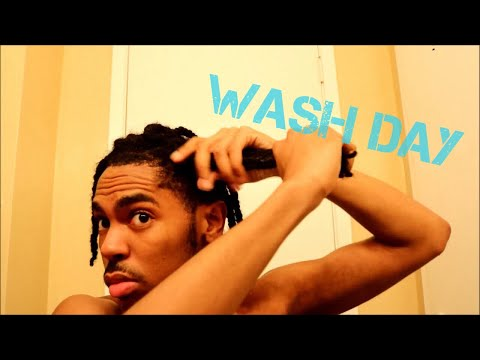 How To Wash 2 Strand Twist? | WASH DAY!!!