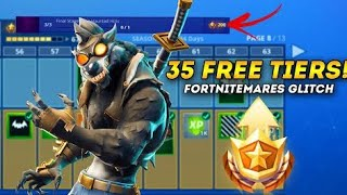 *FREE* HOW TO GET FREE TIERS ON THE BATTLE PASS! ON FORTNITE BATTLE ROYALE! SEASON 6 GLITCH!