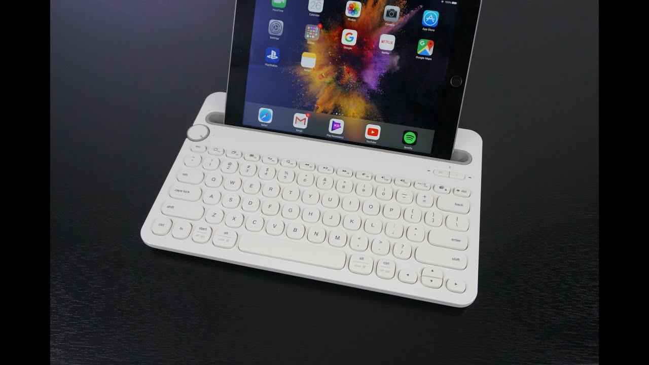 Logitech K480 Multi Device Bluetooth Keyboard Review