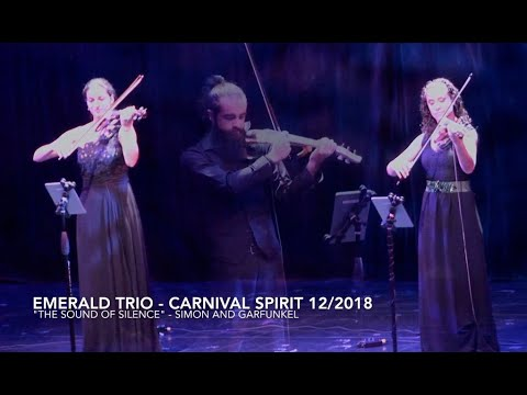 The Sound of Silence - Pharaoh's Palace, Sydney - Emerald String Trio Cover - Carnival Spirit