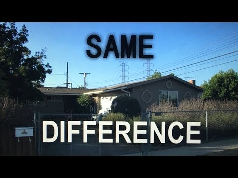 Same Difference (Inner-City Filmmakers 2017)