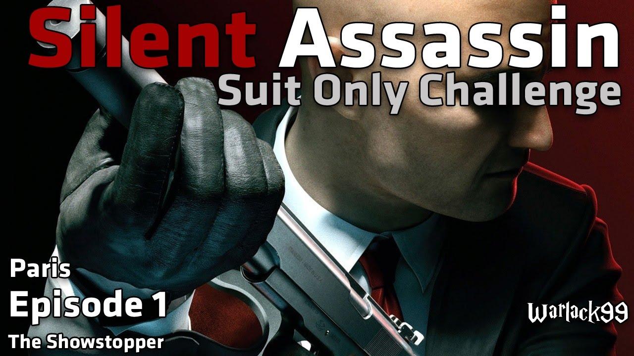 Download Hitman Episode 1: (Paris) Silent Assassin, Suit Only Challenge Walkthrough