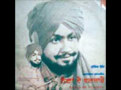 Jeona Morh Chatar Chadan Chaliya - Surinder Shinda