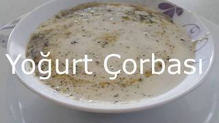 Yoğurt Çorbası Tarifi-Pratik Çorba Tarifi