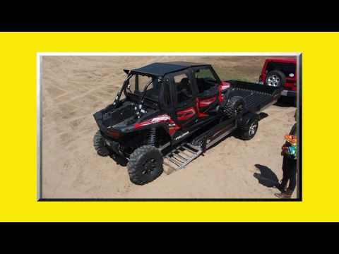 Durable and Dependable   CargoMax™ XRT Utility Trailer