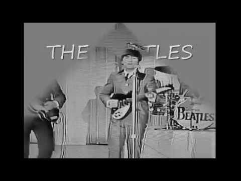 The Beatles - This Boy (Live At Ed Sullivan February 16th,1964, CBS TV )
