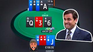 playing 200-1000 Pot Limit Omaha Cash Games