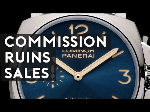 Why You Shouldn't Sell A Watch On Commission // ASKTNH LIVE