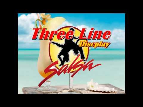 MINITECA THREE LINE Salsa - CD