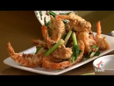 Crispy Salt Pepper Shrimp recipe