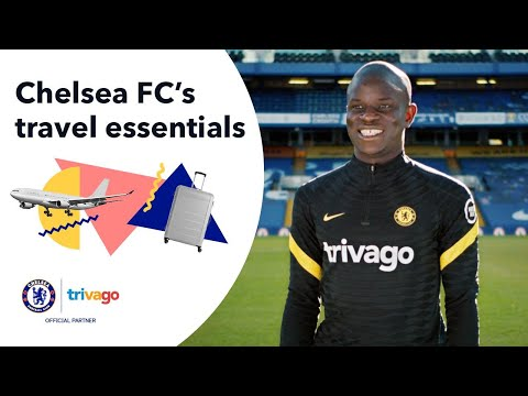 Chelsea Stars Share Their Most Memorable Getaways    Trivago Holiday Throwbacks    Mount, Cante & More