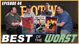 Best of the Worst: Parole Violators, Future Force, and Geteven