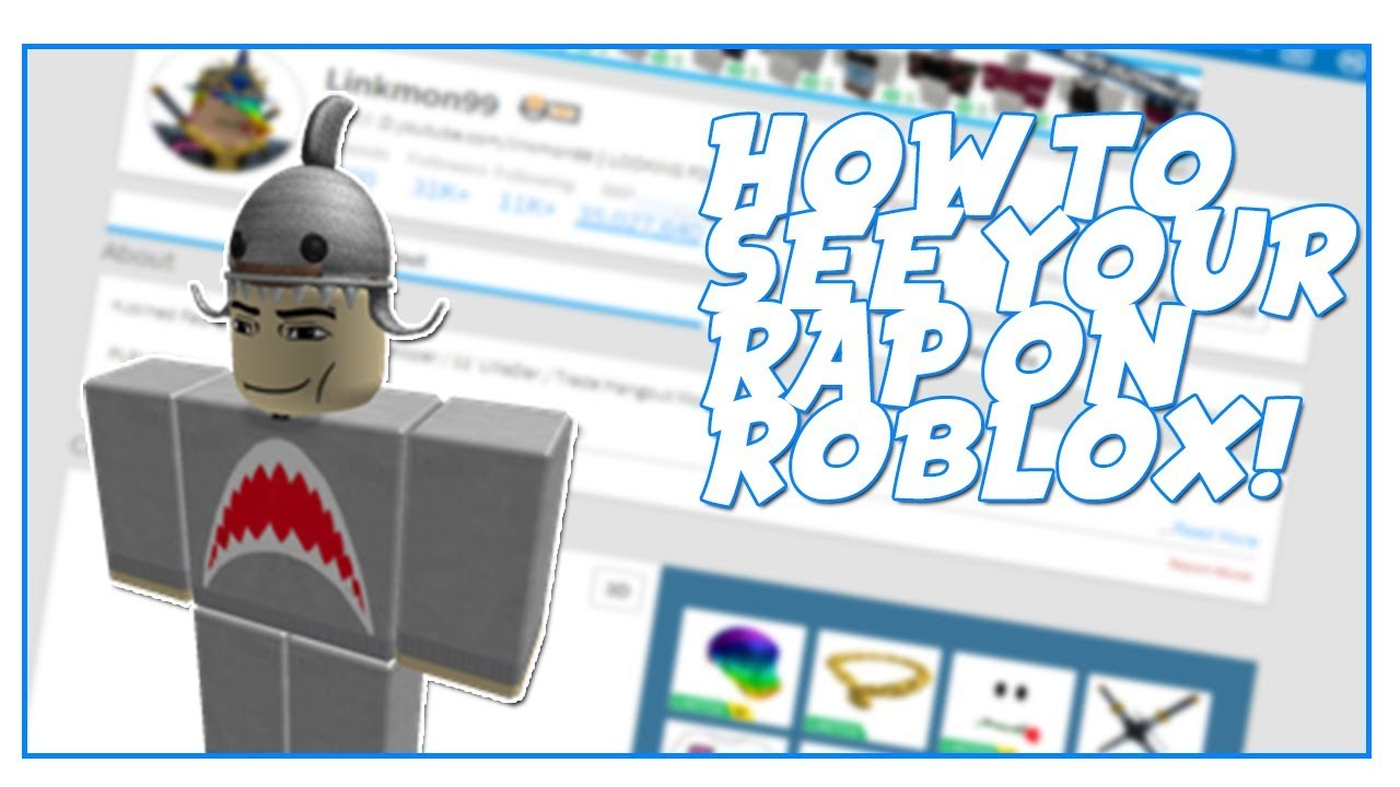 Roblox Rap Value Checker How To Get 90000 Robux