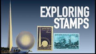 NY World's Fair Stamps - S3E1