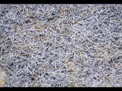 How to Make Mulch from Shredded Paper