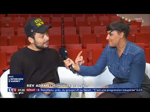 Superhigh Kev Adams (La Matinale LCI)
