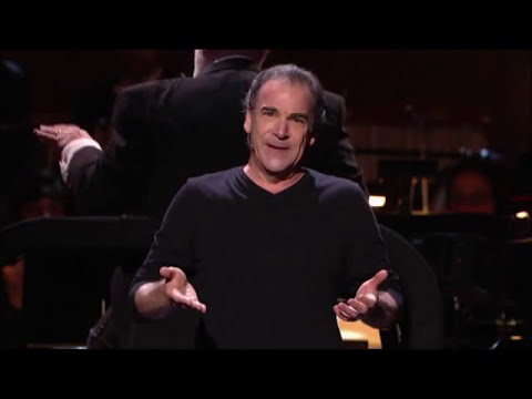 Finishing the Hat - Mandy Patinkin