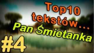 top10 tekstow 4 pan śmietanka poprawia humor
