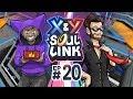 Pokémon X & Y Soul Link Randomized Nuzlocke w/ ShadyPenguinn - Ep 20 'ROLLING IN THE BADGES'