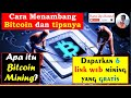 free website bitcoin mining and withdrawal legit 2020 part #2