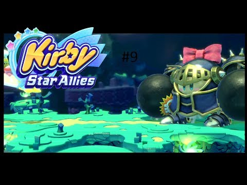 Kirby Star Allies {9} Fighting with the Stars