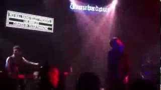 EL-P - The Jig is Up and Sign Here (Live at The Troubadour 12/19/13)