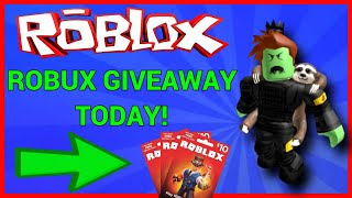 🔴 LIVE! 🔴 ROBUX GIVEAWAY TODAY! | Viewers Pick the Games! | Roblox Stream!