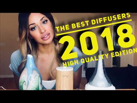 best-essential-oil-diffusers-2018-under-$50!