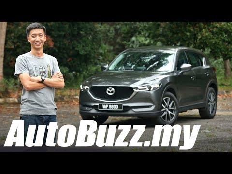 Mazda CX-5 2.2 SkyActiv-D AWD review - AutoBuzz.my