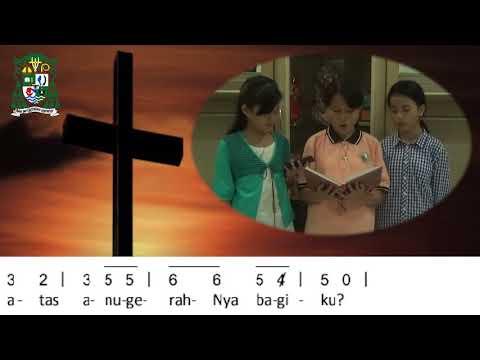 Mazmur Tanggapan Ekaristi Minggu Prapaskah II/B