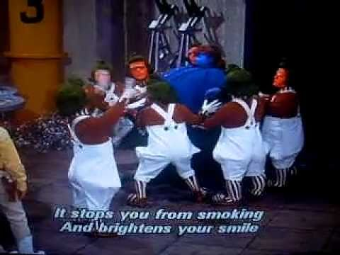 Blueberry Charlie And The Chocolate Factory Gif