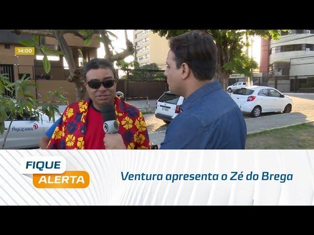 'Sextou': Ventura apresenta o Zé do Brega