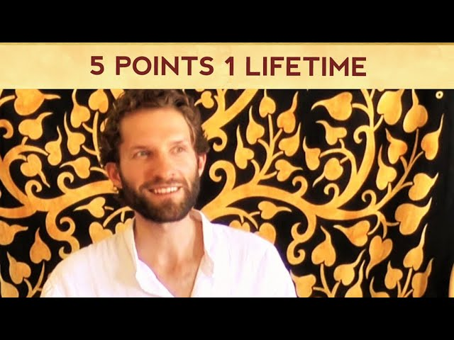 5 Points up is 1 Lifetime – Big Jumps are Possible!