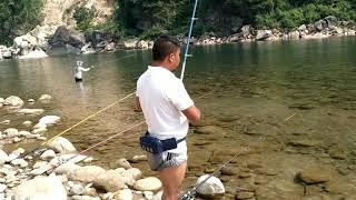 """Khasi """" fishing at duba"""""""