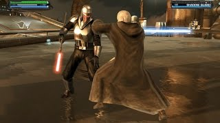 Star Wars: The Force Unleashed - Cloud City