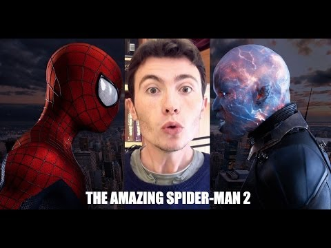 The Amazing Spiderman 2 - RECENSIONE - Electro, Rhino & Goblin!