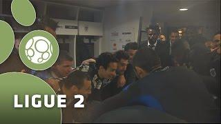 Angers SCO - Dijon FCO (1-0)  - Résumé - (SCO - DFCO) / 2014-15