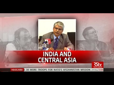 Discourse on India and Central Asia: Challenges and Opportunities