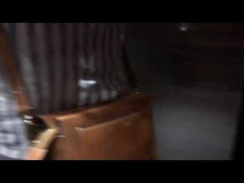Kone monospace MRL elevator traction  at powerhouse museum