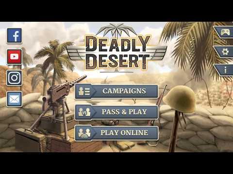 1943 Deadly Desert - Tutorial 1 (Playthrough) |
