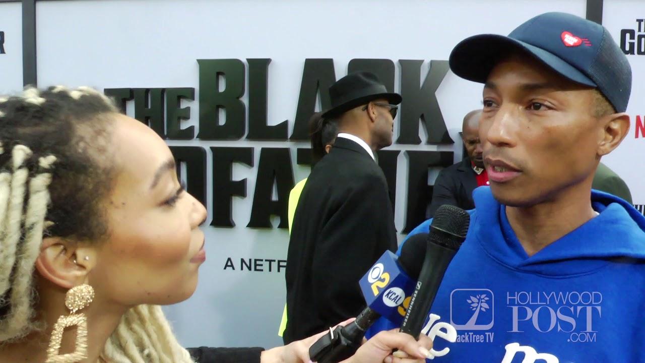The Black Godfather: Pharrell on Clarence Avant