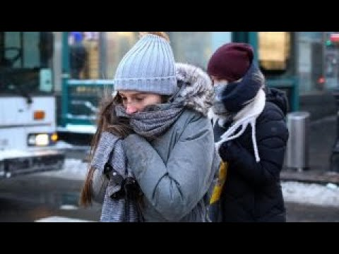Temperatures to climb in the Northeast after frigid weekend